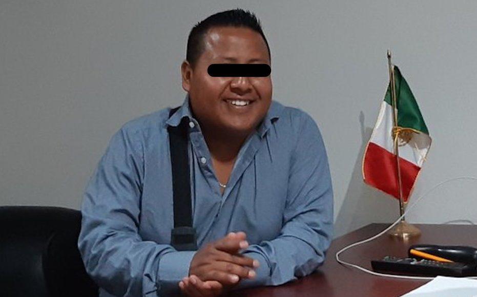 A prisión y vinculado a proceso Presidente Municipal de San Marcial Ozolotepec, señalado por homicidios