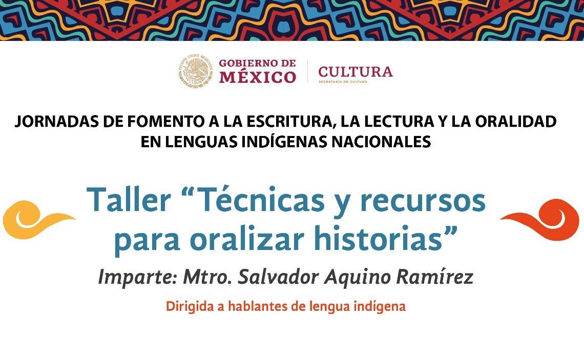 Inicia Seculta jornadas de fomento a lenguas indígenas en Oaxaca