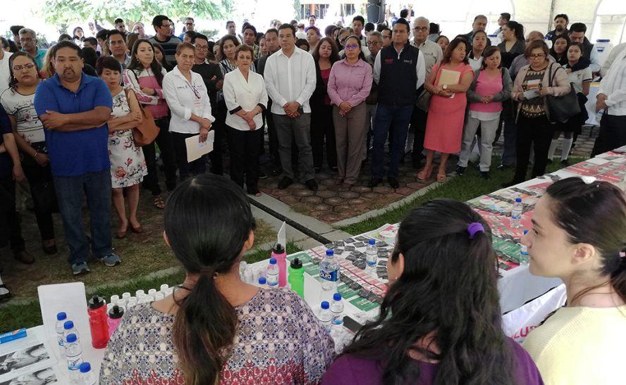 Une esfuerzos SSO y UABJO contra el dengue