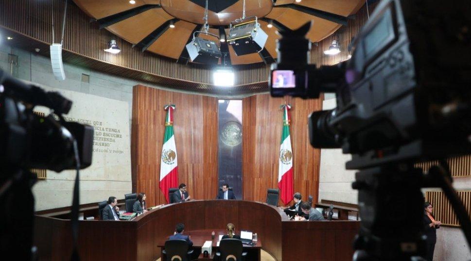 Tribunal Electoral anula proceso interno de Morena