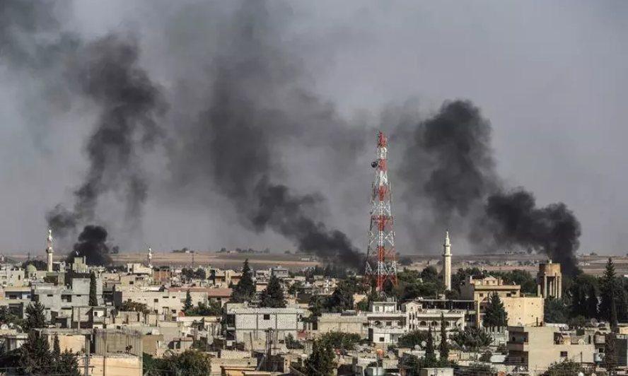 Comunidad internacional pide a Turquía frenar ofensiva en Siria