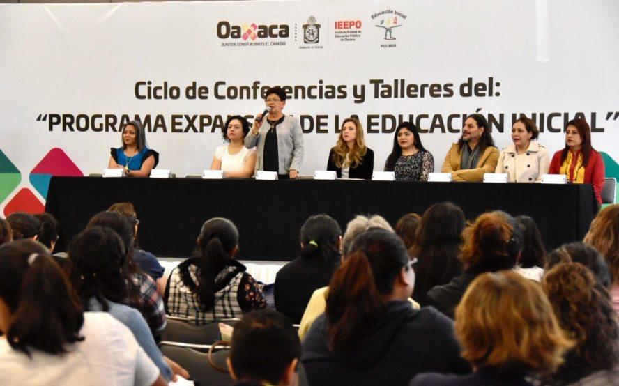 Educación inicial, pilar en la formación y desarrollo de los infantes: IEEPO