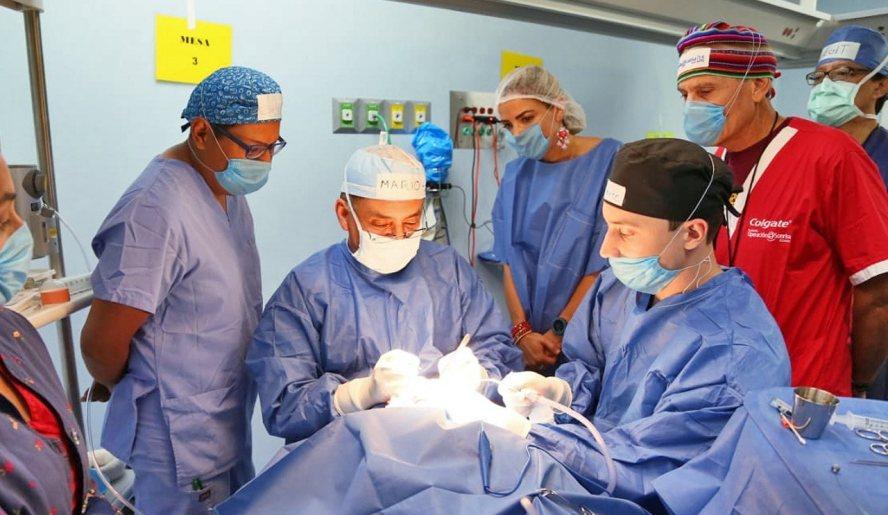 Jornada de cirugía gratuita de labio y paladar hendido todo un éxito: Ivette Morán