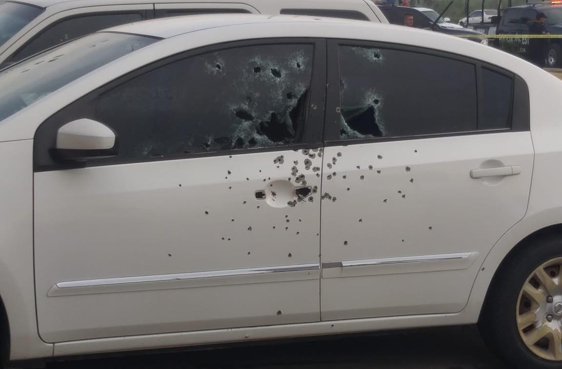 De 155 balazos, matan a policía que participó en operativo en Culiacán