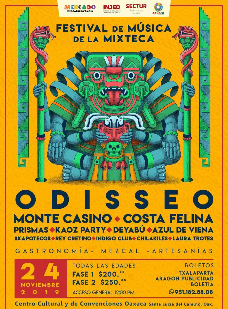 Celebrará la Mixteca Festival de Música en la ciudad de Oaxaca