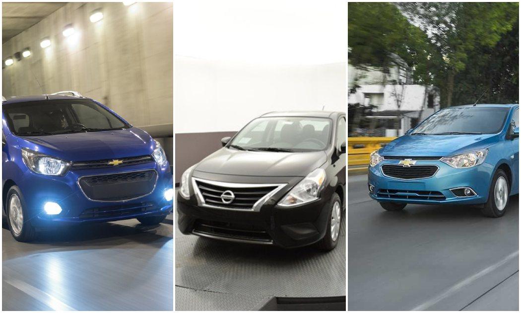 Estos son los 10 autos más vendidos en México en 2019