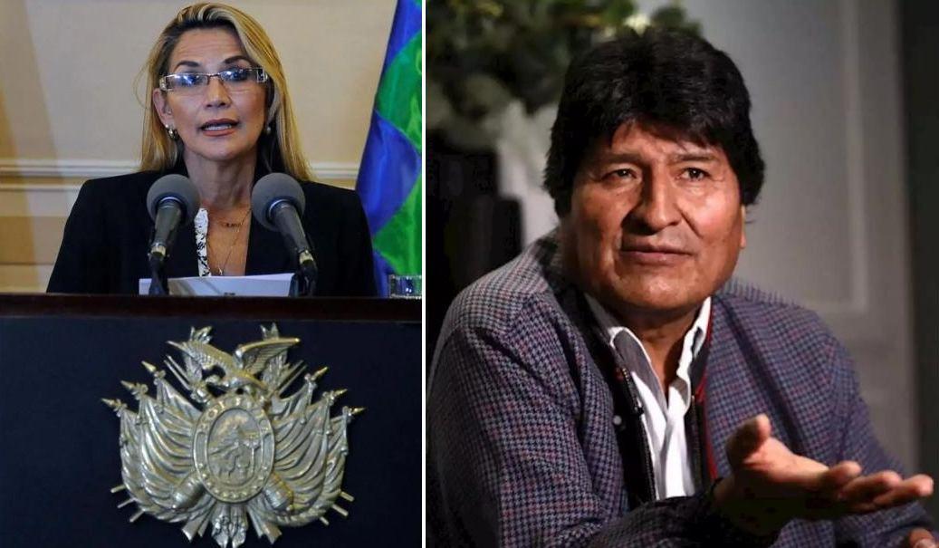 Gobierno interino de Bolivia denuncia penalmente a Morales por 'sedición y terrorismo'