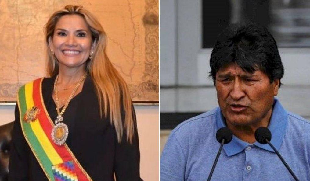 'Me dan pena los mexicanos', dice nueva presidenta de Bolivia