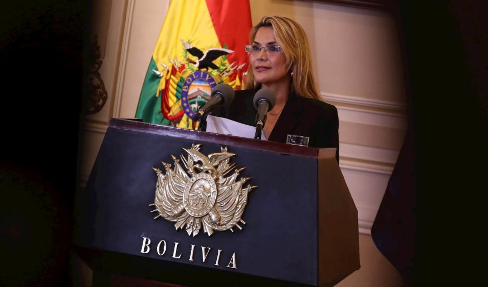Evo Morales se verá con la Justicia si vuelve a Bolivia, advierte Jeanine Áñez