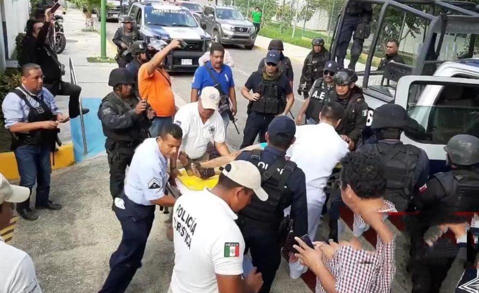 Por hechos violentos suscitados en Santiago Xanica, FGEO aprehende y logra vincular a proceso a probable responsable