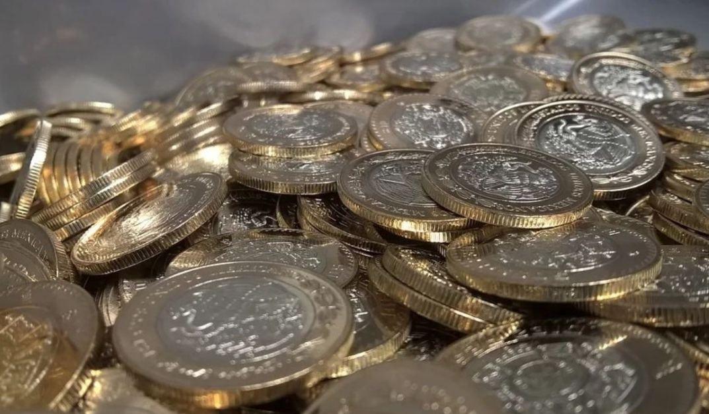 Cuidado con las monedas falsas; así se pueden detectar