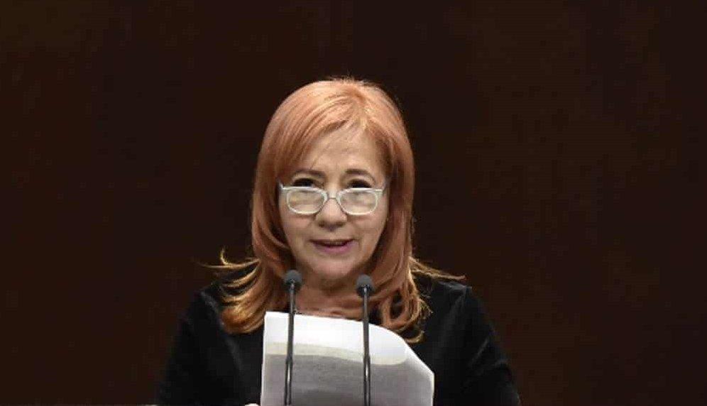 Elige el Senado a Rosario Piedra Ibarra como nueva presidenta de la CNDH