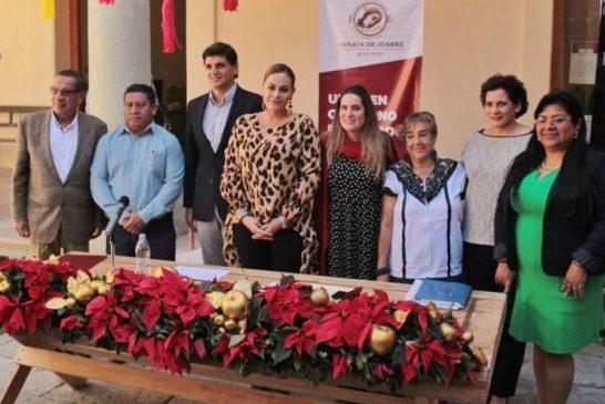 Ayuntamiento capitalino presenta el programa de las Fiestas Decembrinas 2019