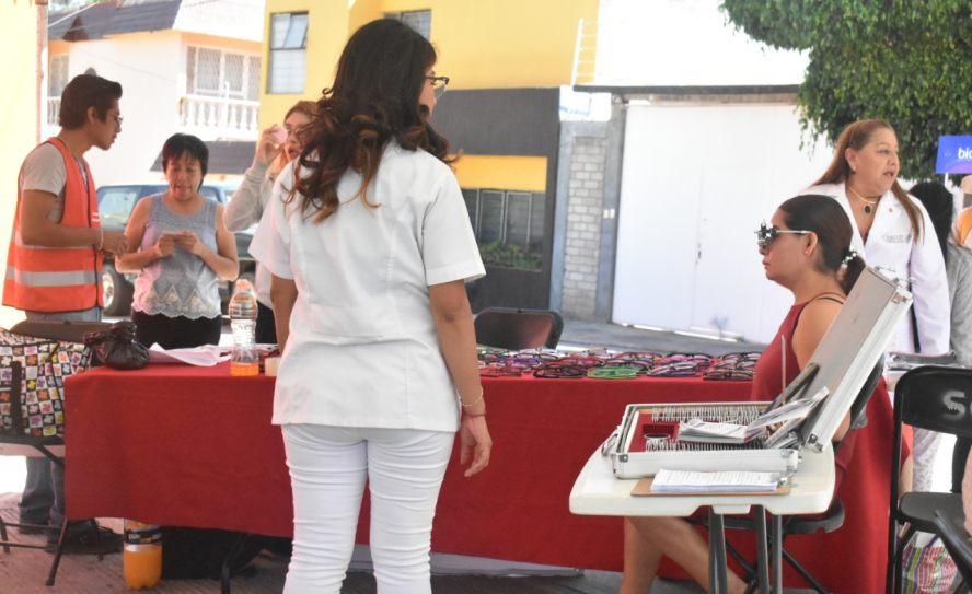 Lleva Gobierno capitalino Feria de la Mujer a agencias municipales