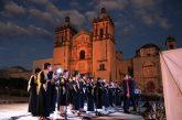 Coro le canta a la ciudad en XXXII aniversario como Patrimonio Mundial