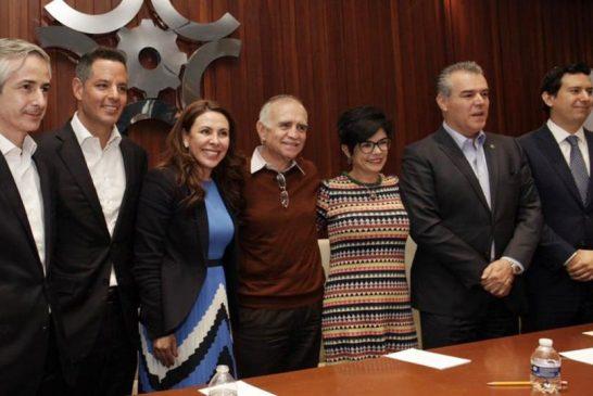 Suman esfuerzos Gobierno de Oaxaca, Iberdrola y la Federación en la reconstrucción de escuelas