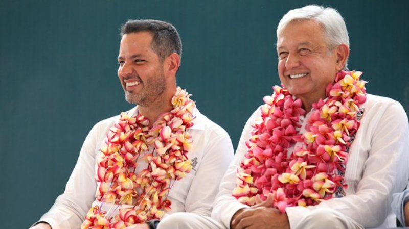 Murat felicita a AMLO por primer año de gobierno a favor de Oaxaca