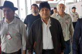 Evo Morales ya es refugiado en Argentina