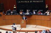Instituto para Devolver al Pueblo lo Robado, avalado por el Senado