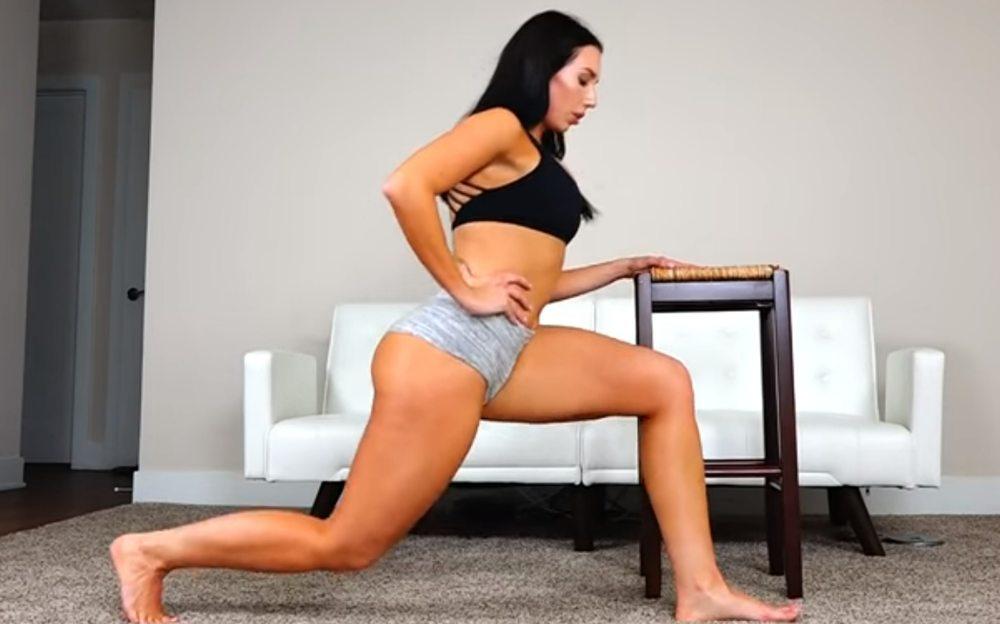 Ejercicios fáciles y rápidos para entrenar en casa