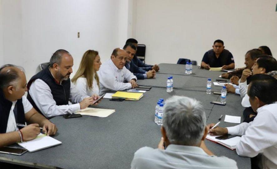 Director general del IEEPO y representación de jubilados revisan planteamientos