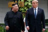 Corea del Norte amenaza con reanudar los insultos a Trump