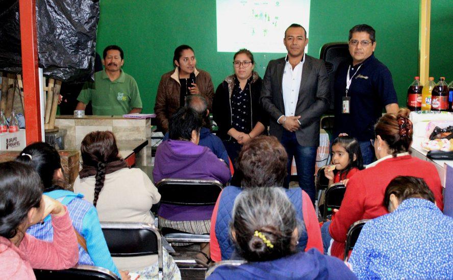 Procura Ayuntamiento servicio de calidad en mercados de Oaxaca de Juárez