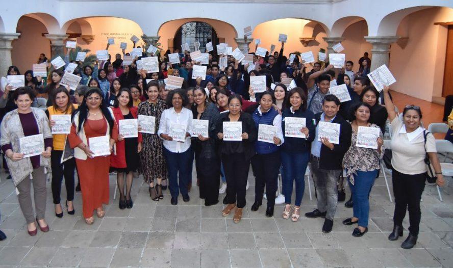 Unen esfuerzos Ayuntamiento y CONAVIM para prevenir violencia contra mujeres