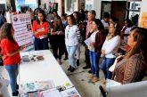 Feria de las Mujeres del Ayuntamiento capitalino beneficia a 200 ciudadanas