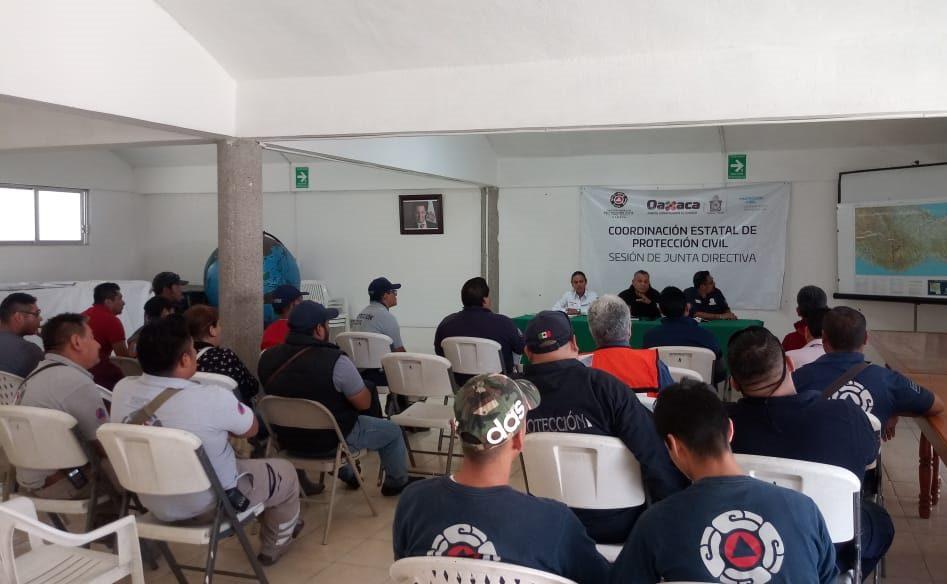 Oaxaca se prepara para Macrosimulacro 2020
