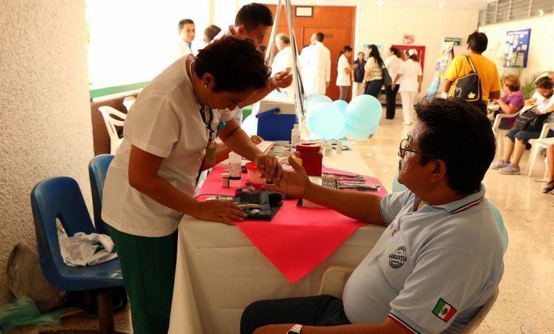 Recomienda IMSS un control estricto de la diabetes para evitar  deterioro del sistema nervioso