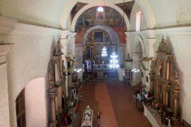 Arranca restauración del Templo de San Andrés Huayapam
