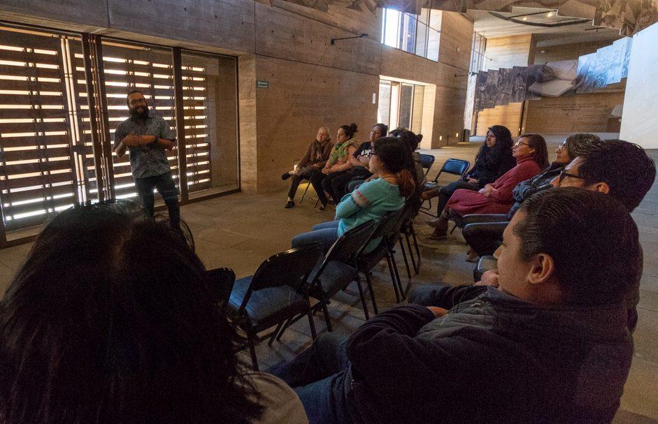 Inicia AGEO actividades culturales con presentación de Tlaquetzquis