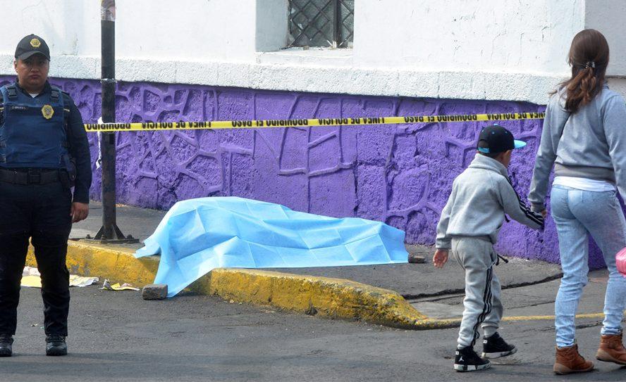 En 2019, violencia dejó 34 mil muertes; el año pasado hubo más de 2 millones de delitos