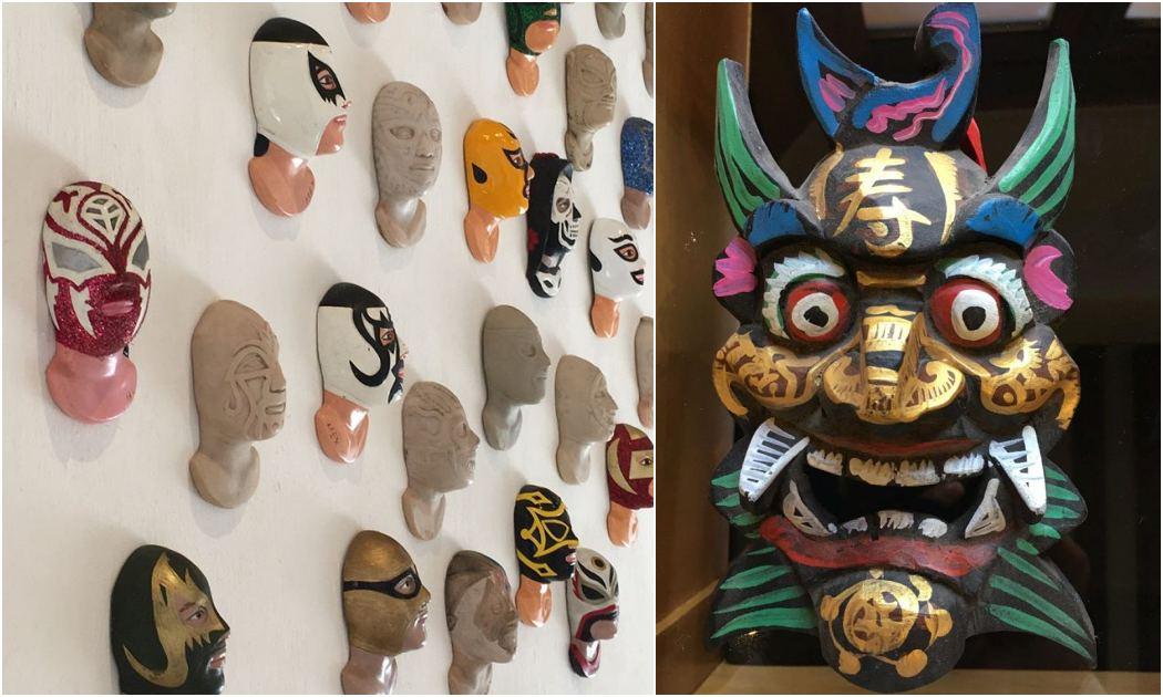 Exposición «Rostro Maligno-Tatuajes» en la Biblioteca Henestrosa
