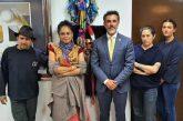 Acuerdan con familia de Francisco Toledo cumplir con voluntad del artista juchiteco