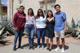 """Estudiantes de la UABJO crean la marca """"Hilo de maguey"""""""