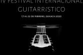 Inicia IV Festival Internacional Guitarrístico FBA- UABJO