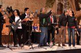 """Ofrecen Festival Musical del Día del Amor y la Amistad en Jardín """"El Pañuelito"""""""
