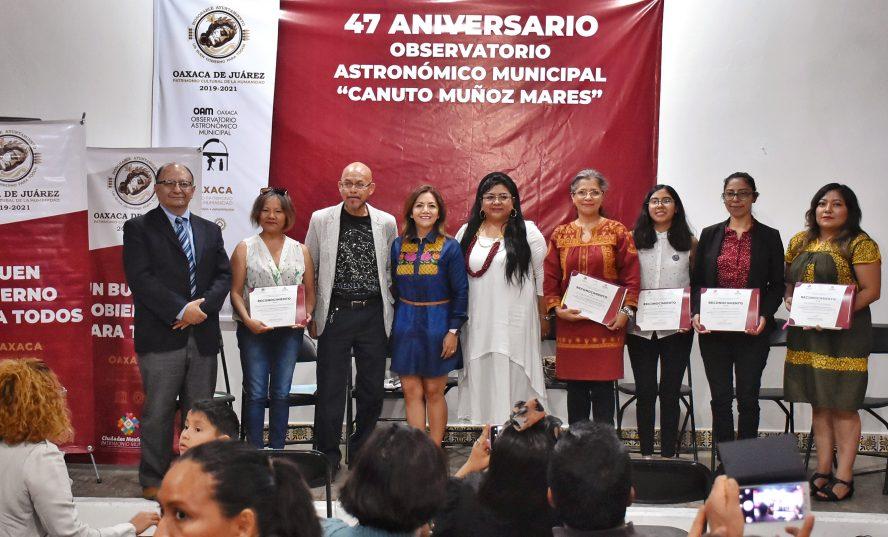 Celebra Observatorio Astronómico de Oaxaca de Juárez 47 años inmerso en la ciencia y los astros