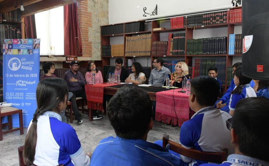 Radios escolares, herramienta para reforzar los conocimientos del alumnado: IEEPO