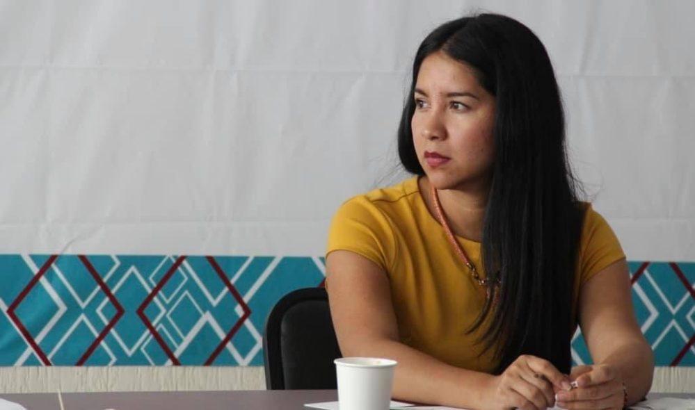 Paro nacional de mujeres interpelación al Estado ausente: Elisa Zepeda