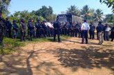 Reconoce SSP Oaxaca trabajo y profesionalización de policías municipales en Tuxtepec