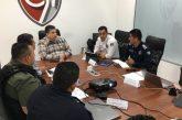 Definen acciones Oaxaca-Veracruz para la construcción de la Paz y la Seguridad