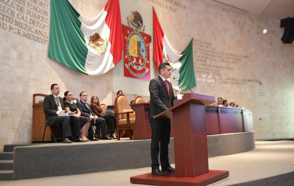 Exigen resultados a titular de la SSP Oaxaca en el Congreso