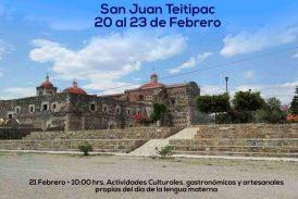San Juan Teitipac celebrará Día Internacional de la Lengua Materna con festival gastronómico y artesanal