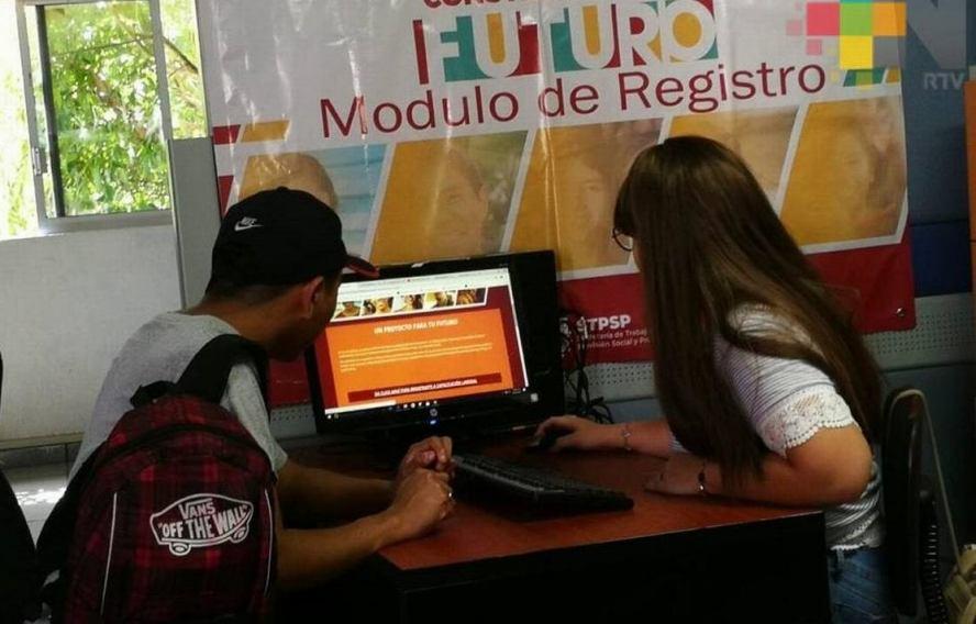 Lanzan nueva plataforma de Jóvenes Construyendo el Futuro para inscripciones 2020