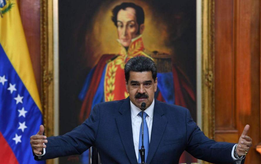 EEUU ofrece recompensa de 15 millones por Nicolás Maduro, lo acusa de narcoterrorista