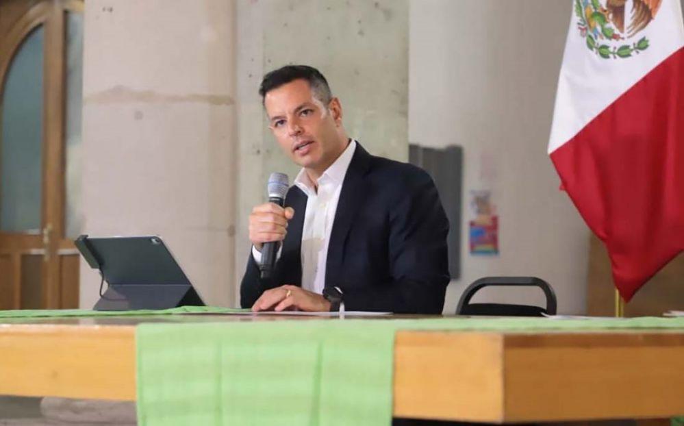 Emite Alejandro Murat decreto para fortalecer medidas preventivas contra COVID-19