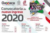 Cambia Cobao fechas en su convocatoria de nuevo ingreso 2020